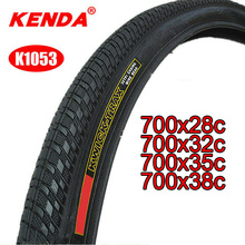 лучшая цена Bike Tires 700C Road Bicycle Tire 700*28C / 32C / 35C / 38C Bicicleta Outer Tube 85PSI City Bicycle Wheel Tyre Tires 1pair