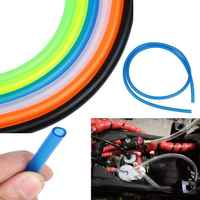 Motorcycle Bicycle Fuel Gas Transmission Pipe Hose Color Durable Environmental Protection Gasoline Pipe Motorcycle Accessories