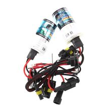 Промо-акция! 2 Stk.55W HID ксеноновая лампа Автомобильная лампочка комплект фар 12V DC(H1 8000 K