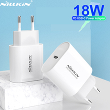 NILLKIN USB C Charger Quick Charge18W PD Charger Portable Ch