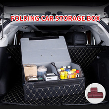 Trunk-Bag-Tool-Bag Back-Seat-Organizer Auto-Accessories Storage-Box Collapsible Stowing Tidying