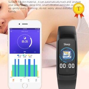 Image 4 - Beste verkauf PPG EKG smart armband blutdruck blut sauerstoff messung herz rate monitor uhr fitness tracker armband