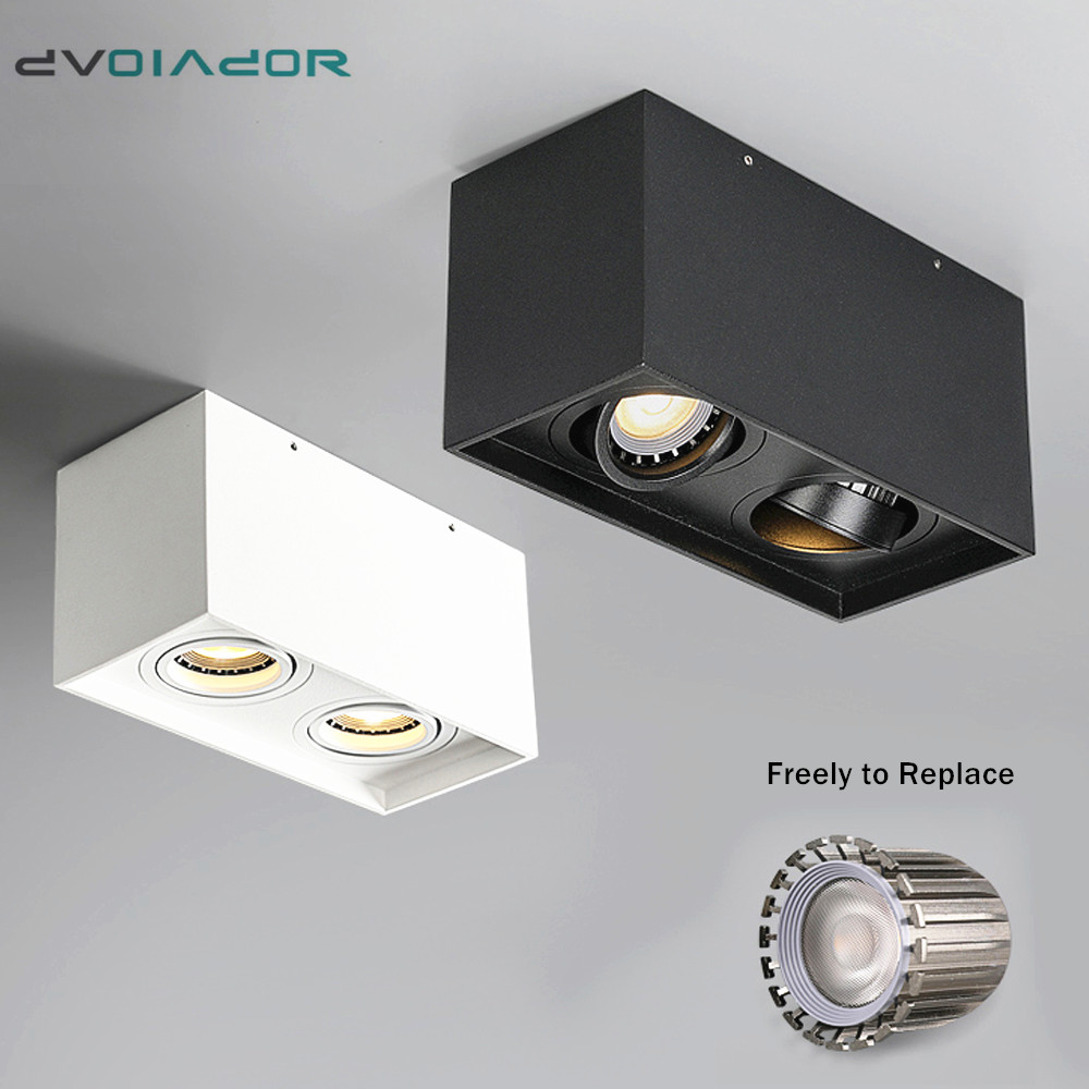 Ceiling Lamp Adjule Downlights