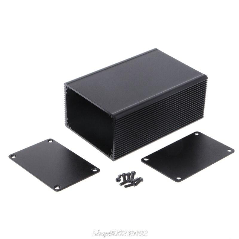 BRICOLAGE Boîtier En Aluminium Projet Électronique PCB Boîte à INSTRUMENTS 100x66x43mm S03 20 livraison directe