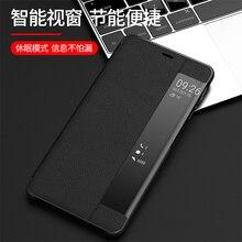 Чехол для телефона в деловом стиле с откидной крышкой для Samsung Galaxy S9 S 9 Plus SamsungS9 S9Plus, ударопрочный чехол с окошком для смартфона