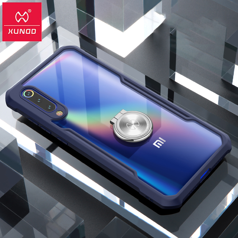 For Xiaomi Mi 9 Case Xundd Luxury Airbags Shockproof Back Clear Case for Mi 9 Lite Case for CC9 Case for Mi 9 Pro Case чехол|Fitted Cases| |  - title=