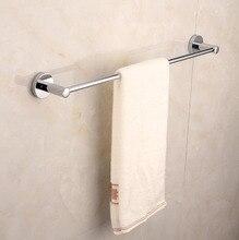 Bathroom Towel Racks Wall-mounted Stainless Steel Towel Ring Round Towel Holder Towel Bar Bathroom Accessories цена 2017