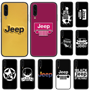 Jeep cool car Phone case For Samsung Galaxy A 5 10 20 3 30 40 50 51 7 70 71 E S 4G 16 17 18 black bumper painting cover luxury