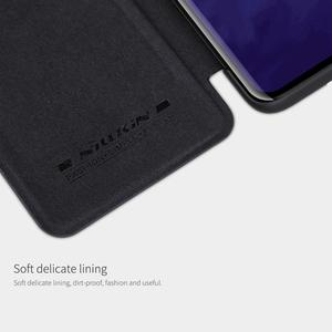 Image 3 - For OnePlus 8 Case Funda oneplus Nord case oneplus 7T case NILLKIN Qin Wallet Flip Leather Case For OnePlus 8 pro/7/7pro case