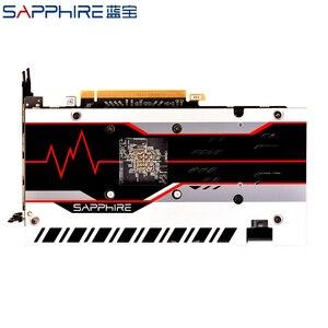 Image 5 - بطاقة فيديو من الياقوت AMD Radeon RX 580 4GB 256bit بطاقات الرسومات للالعاب وحدة معالجة الرسومات RX580 4GB GDDR5 بطاقات الرسومات الألعاب المستخدمة RX580