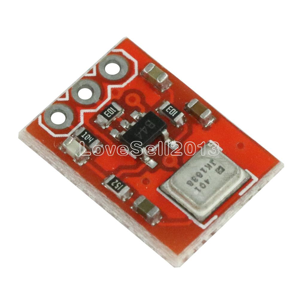ADMP401 MEMS Microphone Breakout Module Board For Arduino Universal 1.3cm*1cm m