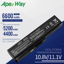 Buy 5200mAh laptop battery for Toshiba Portege M800 M900 Satellite Pro C650 A655 A660 A665 C600 C640 C645 C650 C655 C660 C665 C670 directly from merchant!