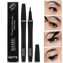 IMAGIC Liquid Eyeliner Pen Long Lasting Waterproof Easy To Wear Makeup black Brand Eyes cosmetics