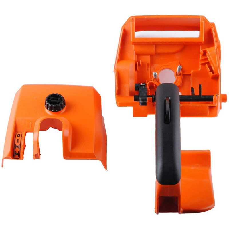 Hot Handle Cover for STIHL Chainsaw Parts 029 034 036 039 MS290 MS310 MS390 New 1127 790 1001-Rear Handle with Air Filter Cover