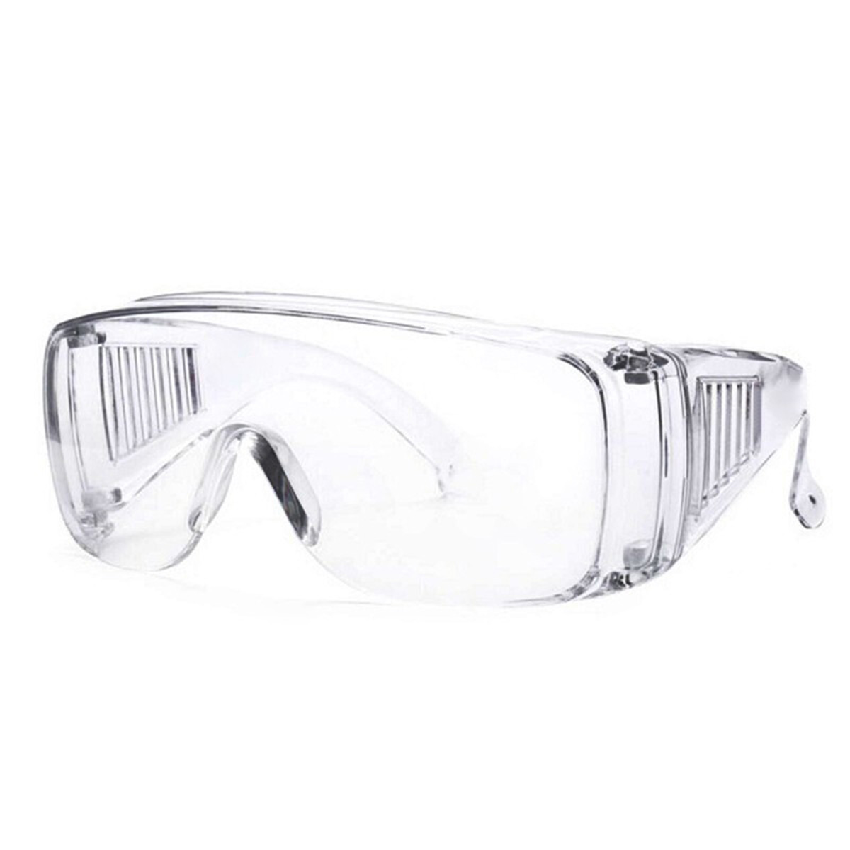 Clear Safety Goggles Workplace Eye Protection Wind Dust Anti-fog  Use Glasses Labour Working Protective Glasses