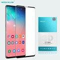 Completa Protezione Dello Schermo Per Samsung Galaxy S10 S10 + Plus S10e Vetro Temperato Nillkin 3D CP + Max Pellicola di Vetro per Samsung S10 Più