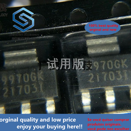 10pcs 100% Orginal New AP9970GK N-channel Field Effect MOS Tube 60V 5.8A SOT-223