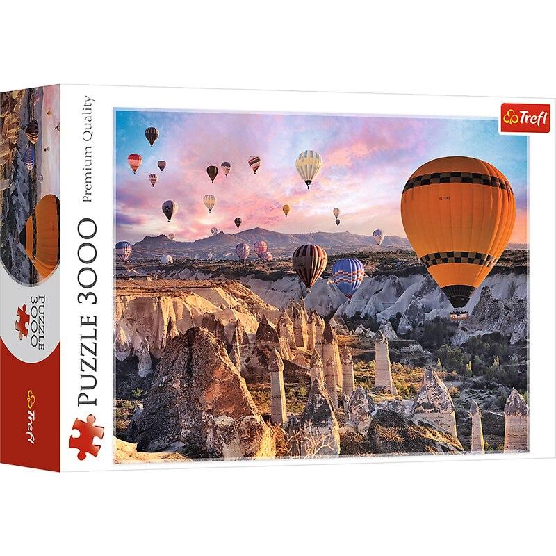 Puzzle 3000 pièces turc ballon à Air chaud plus épais paysage Puzzle jouets éducatifs pour adultes enfants enfants jeu jouets - 6