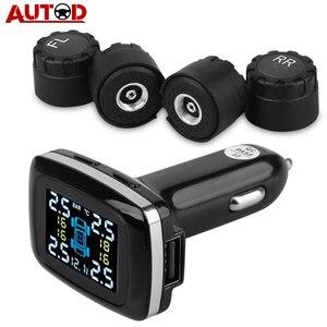 Smart Car TPMS TP620 12V Digit