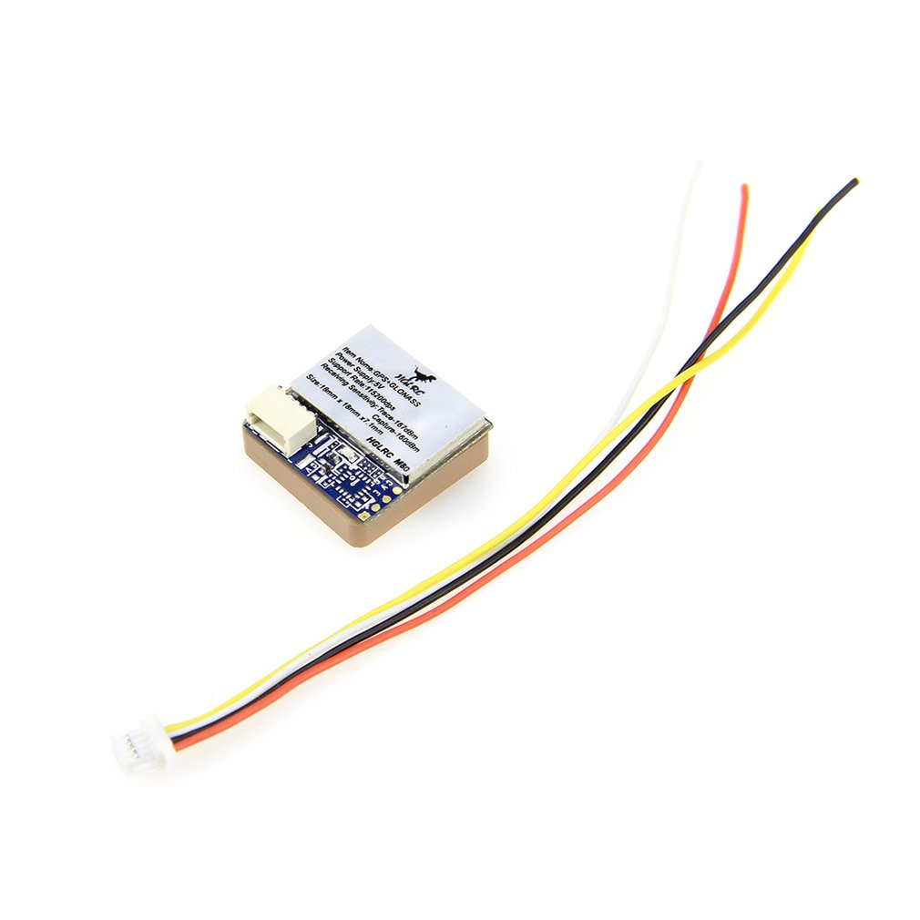 HGLRC M80 GPS Mini GPS Module for RC Drone FPV Racing Models Part & Accessory|Parts & Accessories| |  - title=