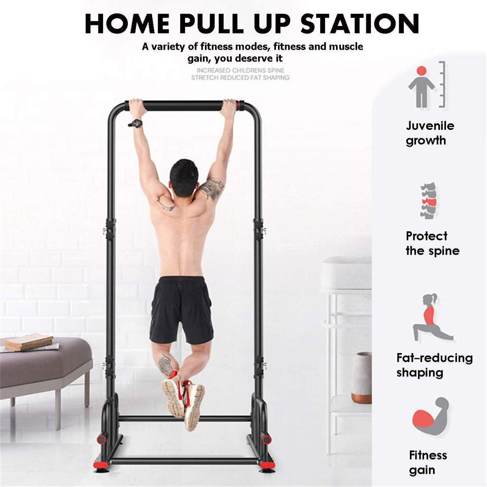 Multi Function Pull Up Stands Station Rack Horizontal Bars Upper Body Workout Strength Training Home Gym Fitness Equipment 300kg Horizontal Bars Aliexpress
