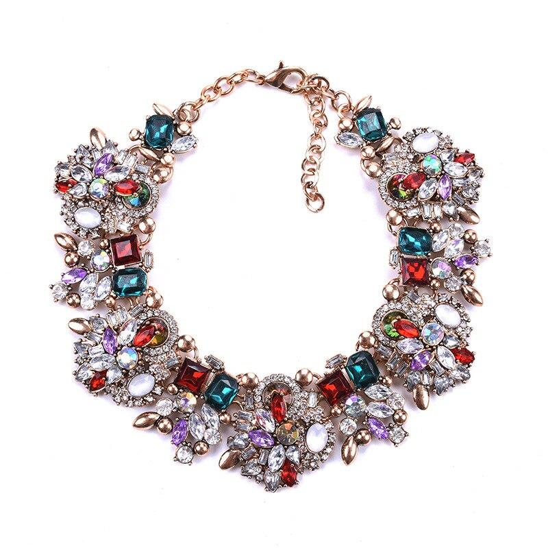 Ogrlice s velikim ogrlicama Žene ogrlice s velikim čizmama, - Modni nakit - Foto 5