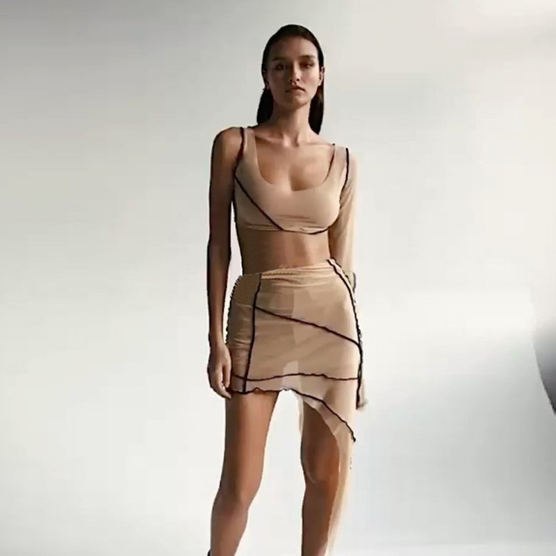 See Through Dress