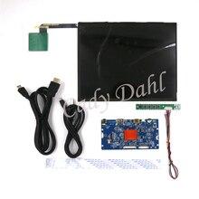 Placa controladora LCD HDMI EDP para iPad 3 4, con señal EDP de 9,7 pulgadas, 9,7x2048, 4 carriles, 51 Pines, matriz de Panel de pantalla LCD IPS