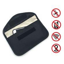 Car key fob глушитель сигналов чехол блокирующий сигнал сумка