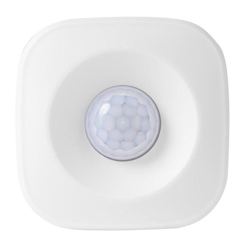 WIFI PIR Motion Sensor Wireless Passive Infrared Detector Security Burglar Alarm Sensor APP Control Smart Home Graffiti TB Sale