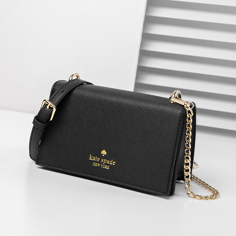 Bag Women's 2019 New Style Korean-style Versitile Fashion Shoulder Textured Bag INS Stylish Chain Shoulder Bag