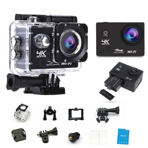 Wifi Action Camera Ultra HD 4K