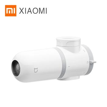 XIAOMI MIJIA filtry do wody MUL11 urządzenia do uzdatniania wody filtr do wody filtr do wody filtr eau gourmet kitchen faucet tanie i dobre opinie Montowany na baterii Oczyszczania wody CN (pochodzenie) Można pić po użyciu Ultrafiltracja Instalacja rury z zimną wodą