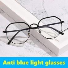 GD08957 Vintage Men Women Anti blue light luxury design fashion Glasses for  Eyeglasses Blue Ray Goggles lentes hombre/mujer