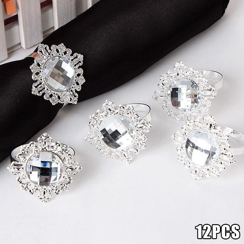 Napkin Ring 12pcs Rings