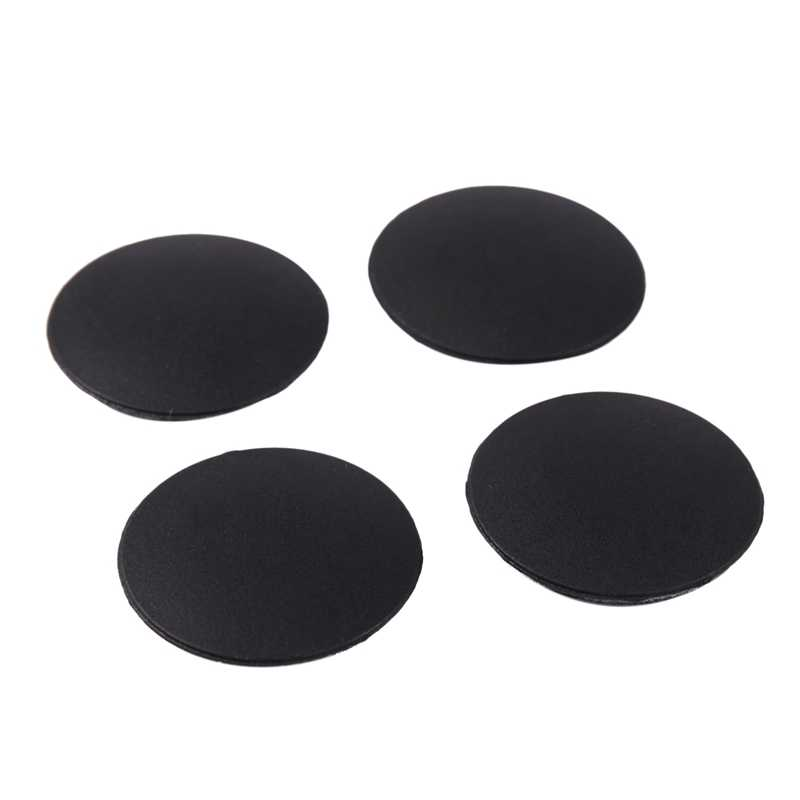 4 Pcs Bottom Case Rubber Feet Foot Pad for Apple Laptop Mac Book Pro A1278 A1286 A1297 13 inch 15 inch 17 inch