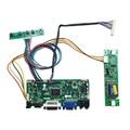 Latumab Neue NT68676 HDMI + DVI + VGA LCD Controller Board Inverter Kit für M170EG01 V.8 1280X1024 Freies verschiffen