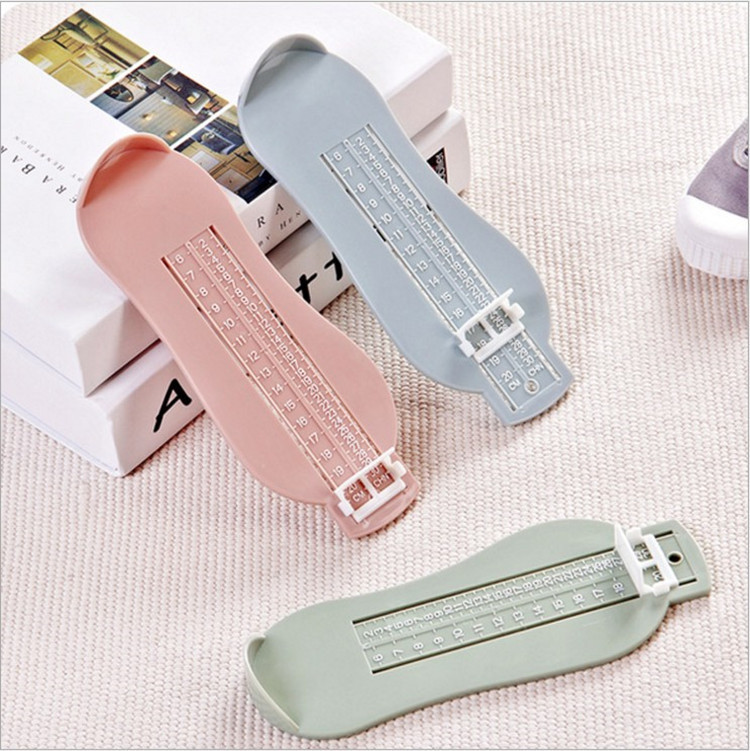 Baby Foot Ruler Foot Length Measuring Device Infant Shoes Fittings Gauge Tool US