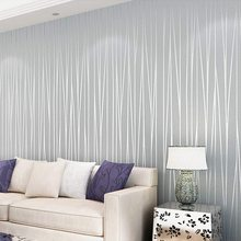 LUCKYYJ Vinyl 3D Wallpaper Waterproof antifouling and Resistant to Scrub, Self Adhesive Paper Removable wall papers home decor