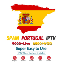 IPTV Spanish Channel M3u Abonnement Iptv UK Italy Spaans france Germany Portugal Voor Android Box Enigma2 m3u Smart TV PC