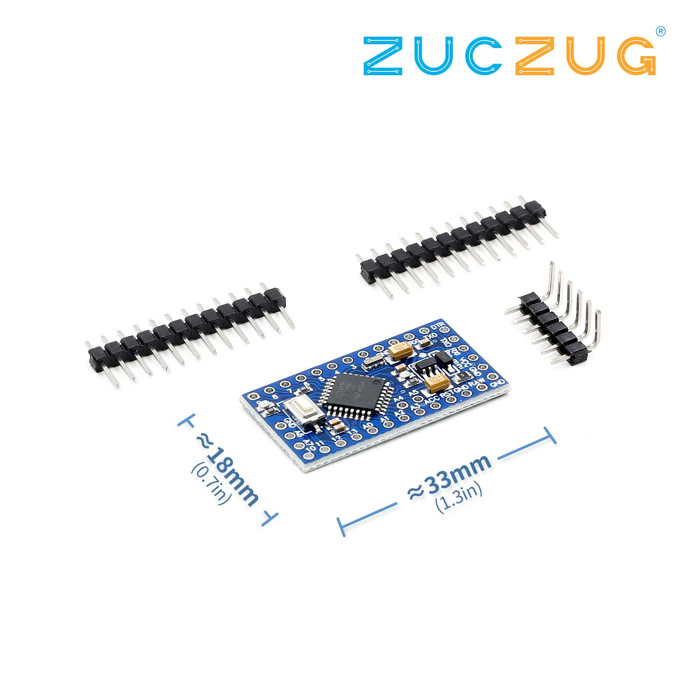 pro mini 328 electronic building blocks Interactive Media ATMEGA328P 5V 16M for Compatible Nano