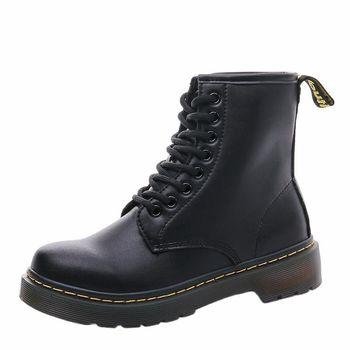 Martin buty męskie buty pomocnicze brytyjska zima Windy pomoc skórzane buty męskie buty Joker czarne skórzane buty buty tanie i dobre opinie ELAN MILRE podstawowe CN (pochodzenie) Sztuczna skóra RUBBER ZYX # 4880 x - 62-480 Sznurowane Na co dzień Dobrze pasuje do rozmiaru wybierz swój normalny rozmiar