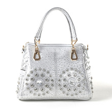 2018 famous brand handbag women bucket shoulder bag female h