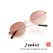 Joubas Round Sunglasses Women/Mens 2019 Vintage Steampunk Sun Glasses Black Retro Punk Eyewear Fashion Brand Designer Shades 148