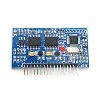 10PCS DC DC DC AC Pure Sine Wave Inverter Generator SPWM Boost Driver Board EGS002 EG8010 + IR2110 Driver Module +LCD
