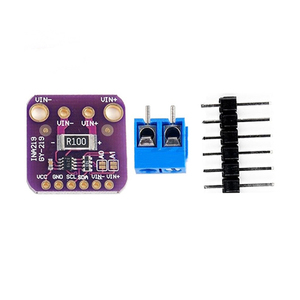 GY-219 INA219 Current Sensor Module I2C GY219 Power Supply Module for Arduino Electronic PCB DIY DC