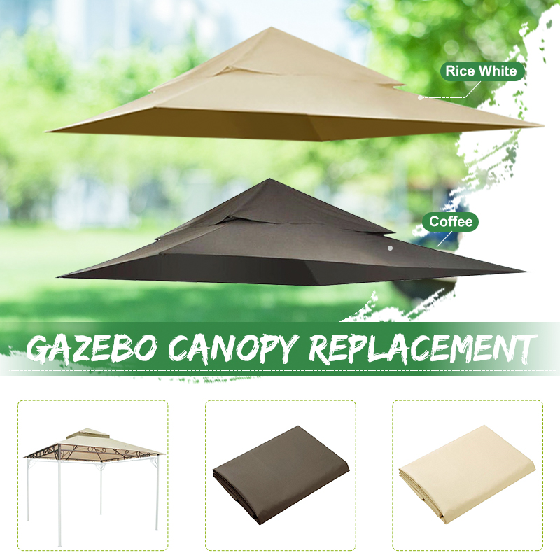 Outdoor Waterproof Gazebo Canopy Top