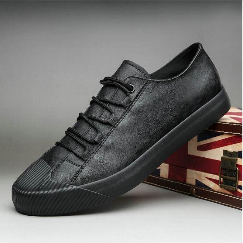 Autumn Male Footwear shoes Mens