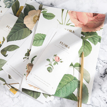 24 с буквами на листе бумага+ 12 шт. конверты Набор Экспресс любовь письмо Флора растение письмо поздравление день рождения сообщение канцелярские принадлежности