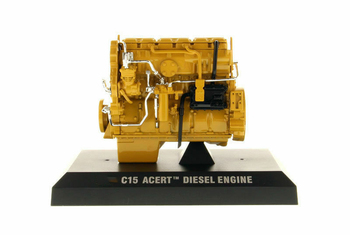 C15 ACERT Diesel Engine Model In Stock Collectible 1/12 Scale 85139 Alloy Diecast Toy Model for Fans Boys Gifts tcd2013 l04 2v tcd 6 1 tcd4 1 control block 02113830 02113724 04298582 for deutz engine diesel engine parts in stock